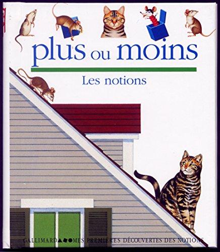 Mes Premieres Decouvertes: Plus Ou Moins (French: Collectif