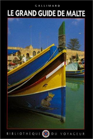 9782070566686: Le grand guide de Malte