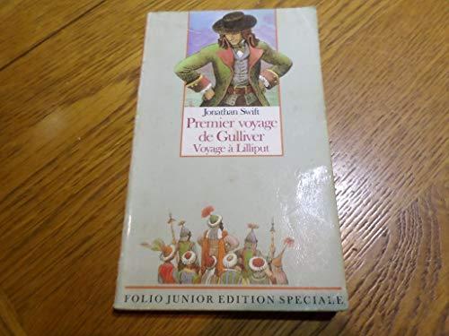 9782070566747: Premier voyage de Gulliver : Voyage à Lilliput
