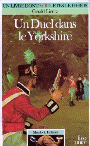 9782070566891: Sherlock Holmes Tome 6 : Un Duel dans le Yorkshire