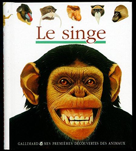9782070567270: Le Singe