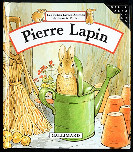 Pierre Lapin (French Edition) (2070567281) by Beatrix PotterBeatrix Potter, Frederick Warne