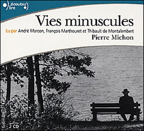 9782070569755: Vies Minuscules CD (French Edition)