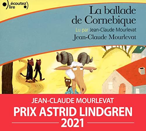 9782070570164: La ballade de Cornebique