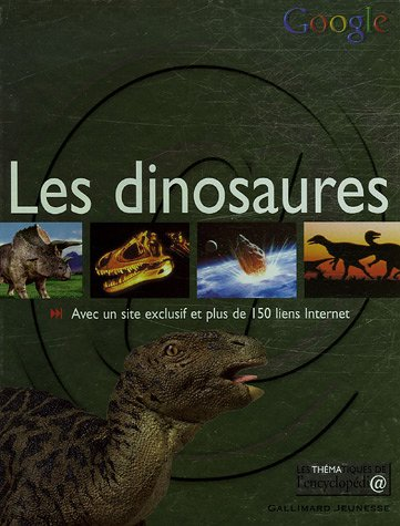9782070570539: Les dinosaures (French Edition)