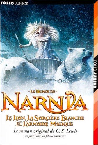 9782070570751: Le Monde de Narnia, Tome 2 : Le Lion, La Sorcière Blanche et l'Armoire Magique