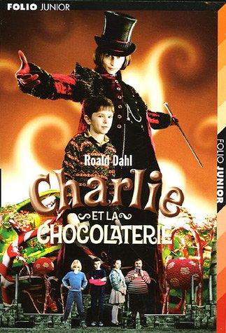 9782070570768: Charlie et la chocolaterie (film) (Folio Junior)