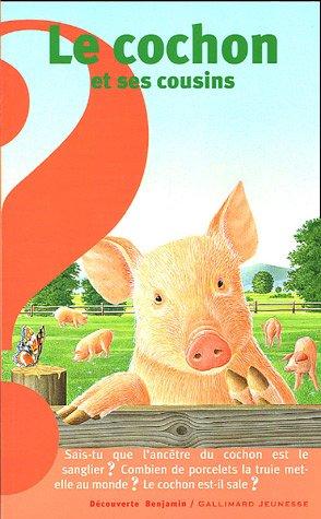 9782070570898: Le cochon et ses cousins