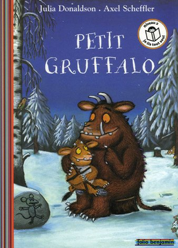 9782070571628: Petit Gruffalo (Folio Benjamin)