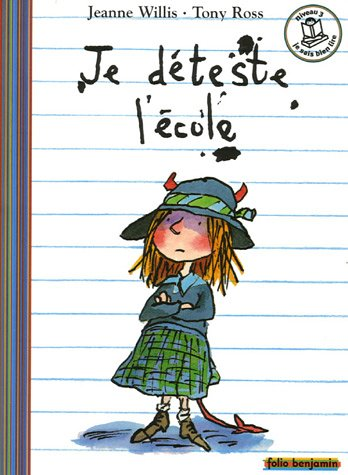 Je Deteste L'Ecole (French Edition) (9782070571635) by [???]