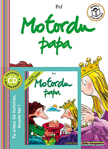 9782070572151: Motordu Papa (French Edition)
