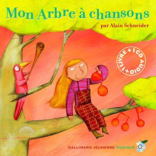 9782070572434: Mon arbre à chansons (1CD audio) (French Edition)