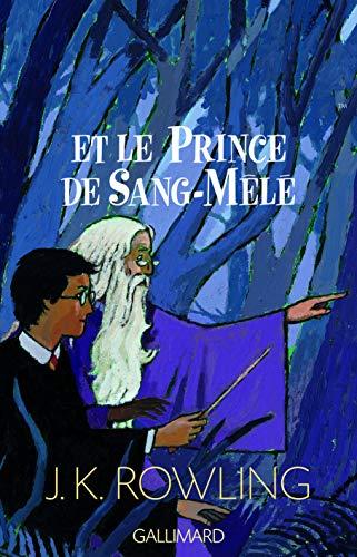 9782070572670: Harrry Potter et le Prince de Sang-Mele