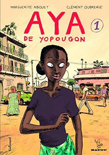 9782070573110: Aya de Yopougon (Tome 1): v. 1 (Bayou)