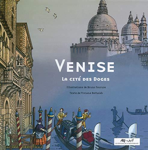 9782070573615: Venise. La cité des Doges - De 7 à 10 ans