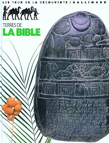 9782070574117: Terres de la Bible