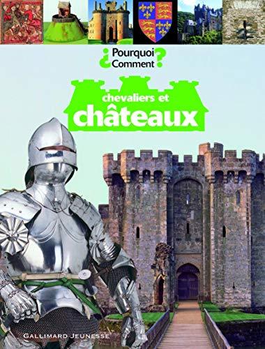 9782070574148: chevaliers et châteaux