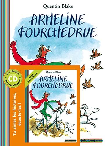 9782070574216: Armeline Fourchedrue