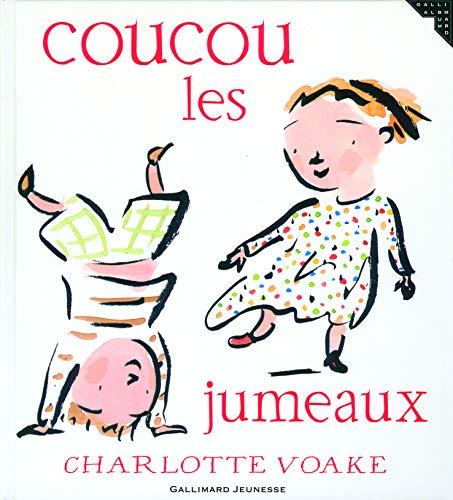9782070574629: Coucou les jumeaux (French Edition)