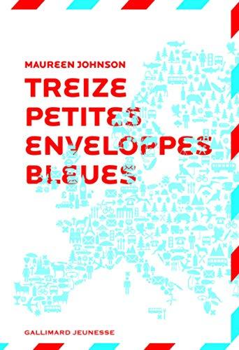 9782070574674: Treize petites enveloppes bleues