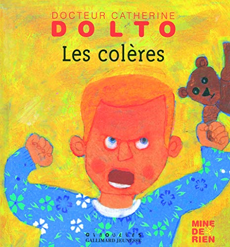 9782070575749: Les colères (French Edition)