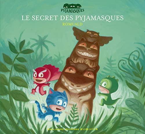 9782070576647: Le Secret des Pyjamasques
