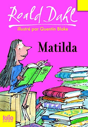 9782070576968: Matilda. Per la Scuola elementare (Folio Junior)