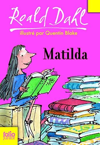 9782070576968: Matilda (French Edition)