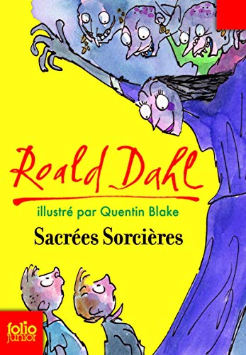 9782070576975: Sacrees Sorcieres (Folio Junior) (French Edition)