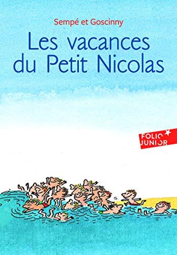 9782070577026: Les vacances du petit Nicolas (Folio Junior)