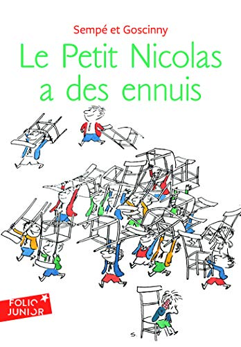 Le Petit Nicolas a des ennuis: Rene Goscinny