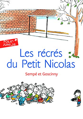 9782070577057: Les récrés du Petit Nicolas (Folio Junior)