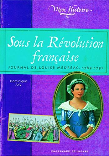 9782070577279: Sous la Révolution française (French Edition)