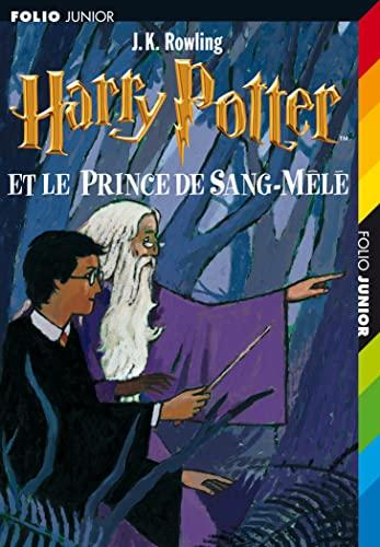 9782070577644: Harry potter et le prince de sang-mele (Folio Junior)
