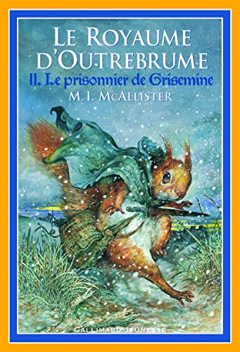 9782070577750: Le Royaume d'Outrebrume, Tome 2 (French Edition)