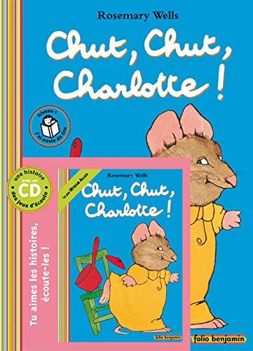 9782070578375: Chut, chut, Charlotte!