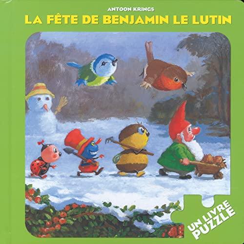 9782070578948: Droles De Petites Betes: LA Fete De Benjamin Le Lutin (French Edition)