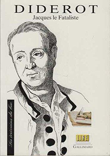 9782070579266: Les Ecrivains Du Bac: Diderot: Jacques Le Fataliste
