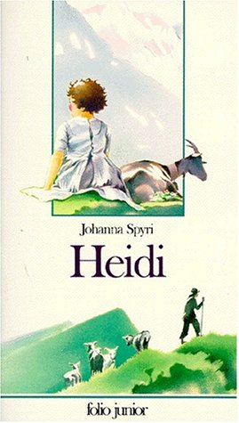 9782070579501: Heidi