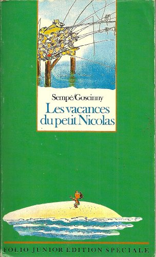 9782070581276: Les vacances du petit nicolas (Gran Textes Ill)