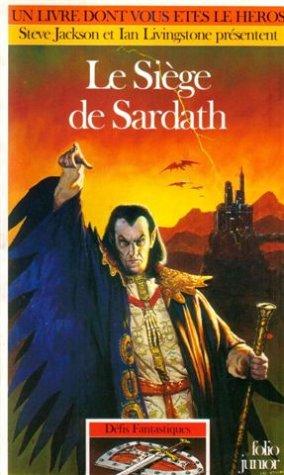 9782070582686: Défis fantastiques, Tome 49 : Le siège de Sardath
