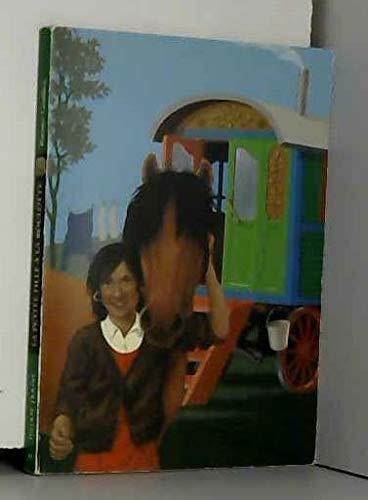 9782070582754: La petite fille à la roulotte