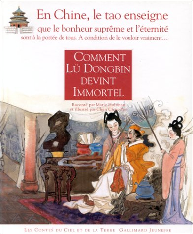 9782070583560: Comment L� Dongbin devint immortel