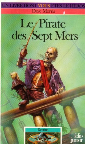 9782070583805: Le pirate des sept mers