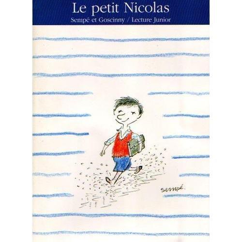 9782070584512: Le petit Nicolas (Lecture junior)