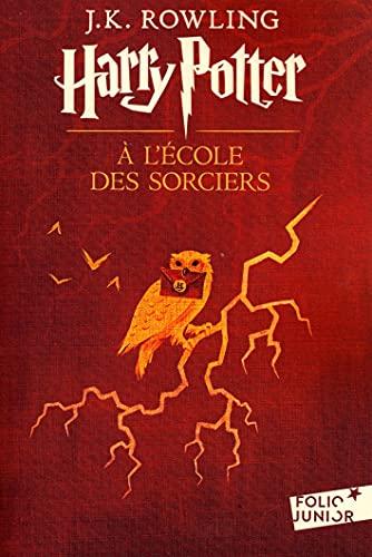 9782070584628: Harry Potter, I : Harry Potter à l'école des sorciers (Folio Junior)