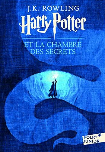 9782070584642: Harry Potter, II : Harry Potter et la Chambre des Secrets (Folio Junior)