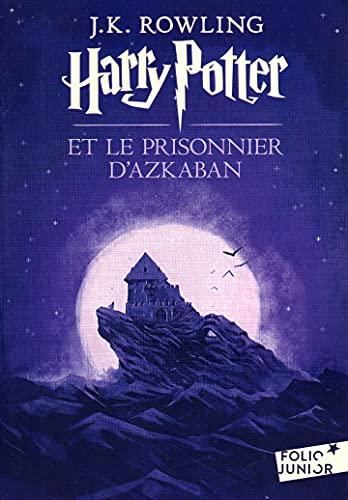 9782070584925: Harry Potter, III : Harry Potter et le prisonnier d'Azkaban (Folio Junior)