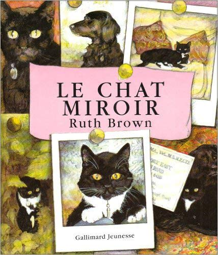 9782070585847: Le chat miroir (French Edition)