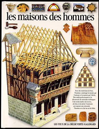 9782070586936: LES MAISONS DES HOMMES